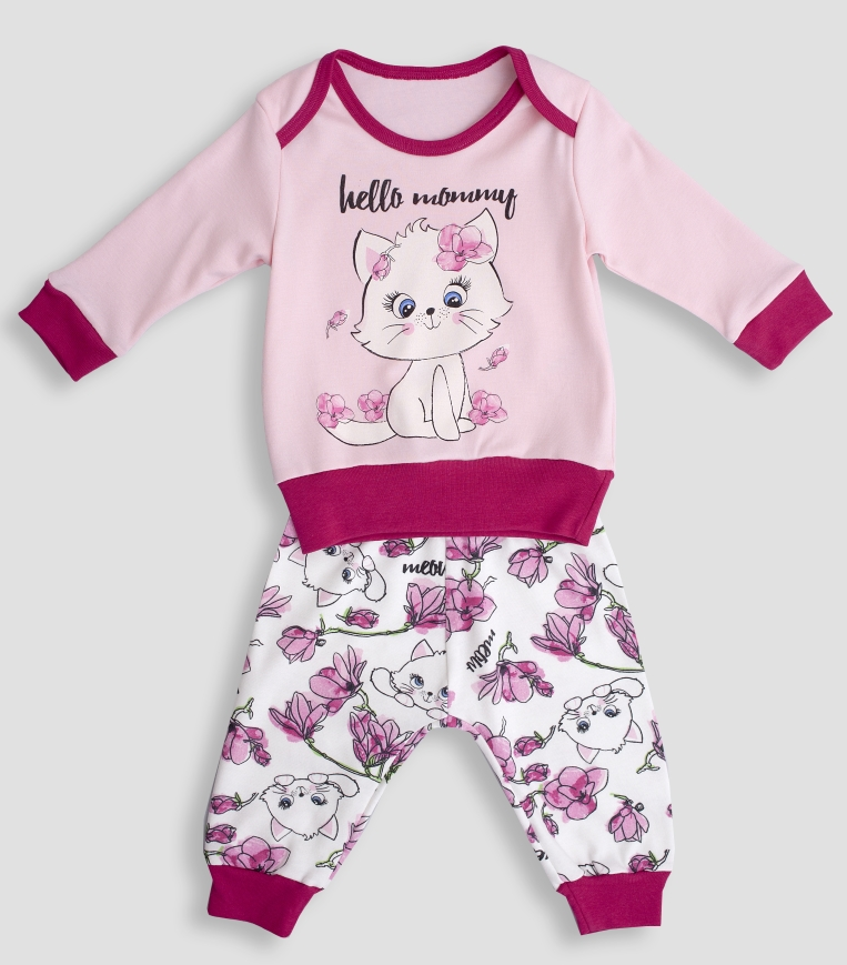 Пижама детская E17K-66P101