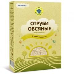 Отруби Овсяные оригинальные, 200 гр. (Компас Здоровья)
