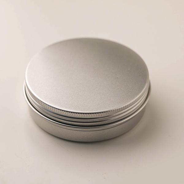 Банка алюминиевая плоская