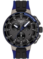 Мужские часы Tissot T111.417.37.441.06 T-Race Cycling
