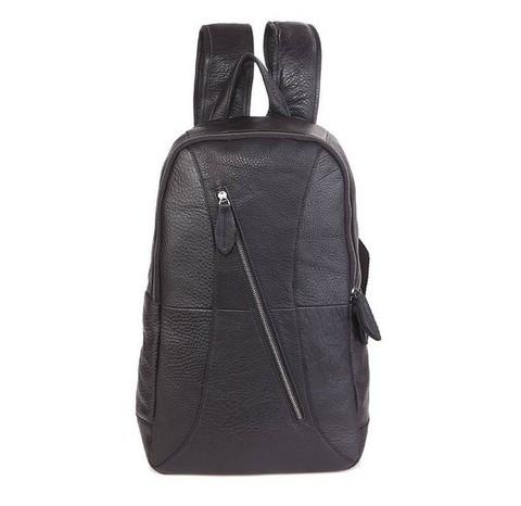Мужской кожаный рюкзак JMD 7350