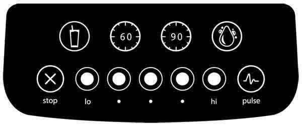 Блендер Blendtec Classic 575 (черный)
