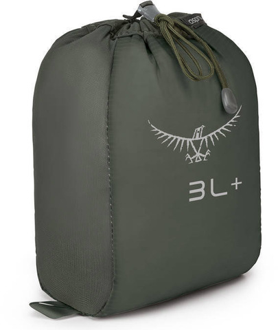 мешок для вещей Osprey Ultralight Stretch Stuff Sack 3+ Shadow Grey