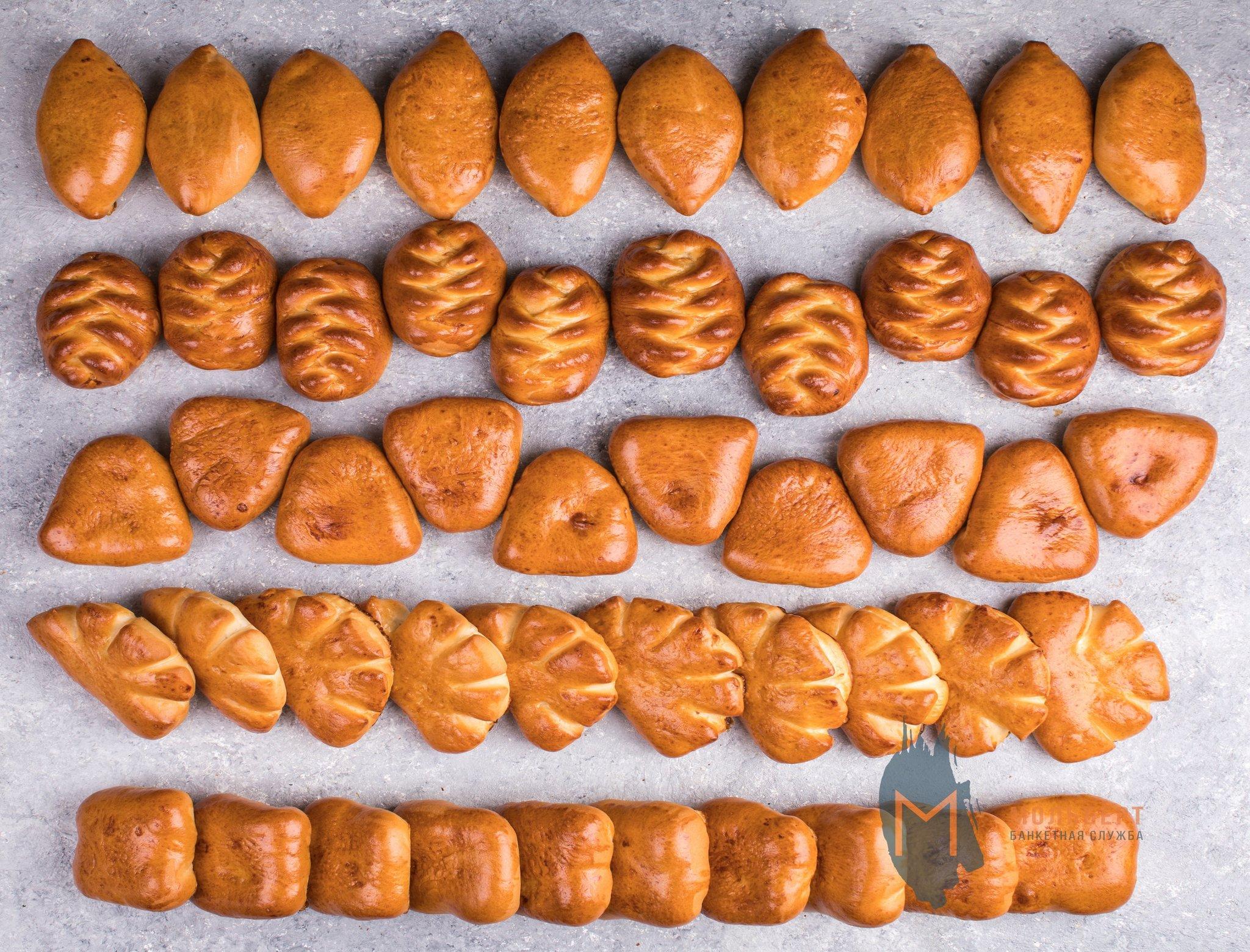 Ассорти пирожков Традиция