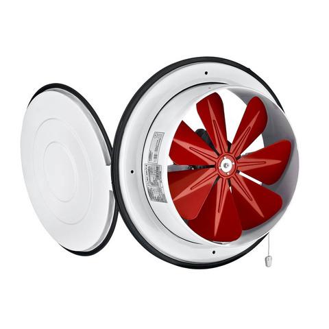 Осевой оконный вентилятор Bahcivan BK 250