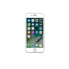 Защитное стекло Moshi  IonGlass для iPhone 8/7 Plus белая окантовка