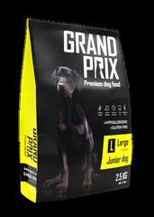Сухой корм для щенков крупных пород, Grand Prix Large Junior