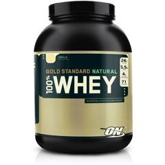 100% Whey Gold Standart Natural