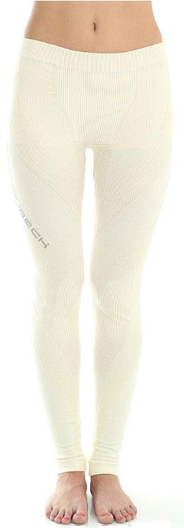 Термобелье кальсоны Brubeck Extreme Merino белые (LE10300) женские