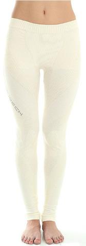 Термобелье кальсоны женские Brubeck Extreme Merino белые