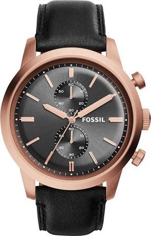 Купить Наручные часы Fossil FS5097 по доступной цене