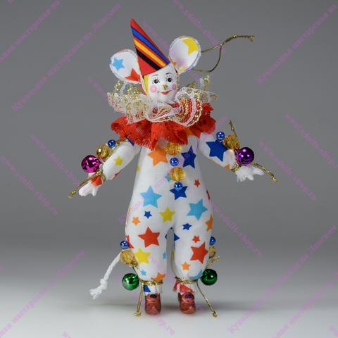Кукла Мальчик-Мышонок