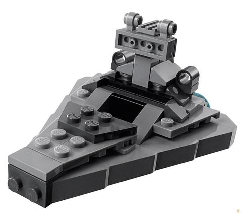 LEGO Star Wars: Звёздный разрушитель 75033