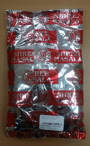 Чёрная соль, 200 г Shree Masala