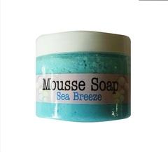 Мыло мусс для лица и тела Морской бриз ElaiaSpa 100 гр