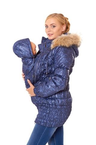 Куртка 04916 синий