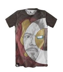 Мужская футболка с принтом Libertee IronMan