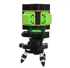 Лазерный уровень  Fukuda MW-94D 3D 12 зеленых лучей самонивелирующийся