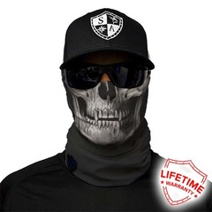 Бандана с черепом SA Tactical-Black Skull