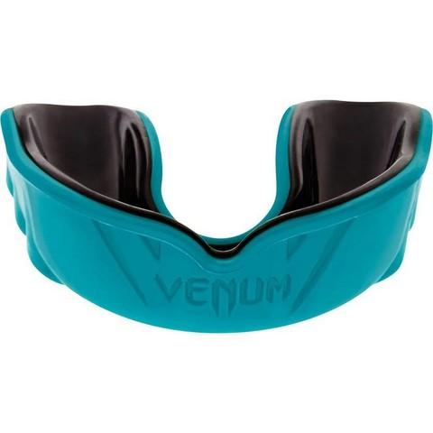 Капа Venum Challenger Mouthguard Cyan/Black