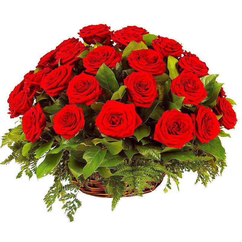 букеты роз с пожеланиями свеча