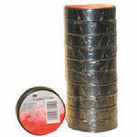 Изолента 3М Temflex™ 1300, чёрная, 18мм * 20м