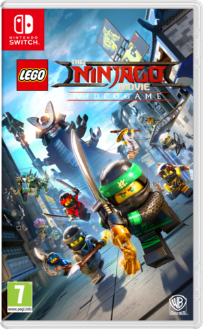 NS: LEGO: NINJAGO Movie Videogame (русские субтитры)