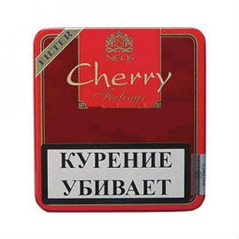 Сигариллы MINI NEOS CHERRY (FEELINGS) (10 шт)