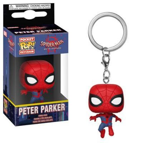 Брелок Funko Pocket POP! Keychain: Animated Spider-Man: Spider-Man