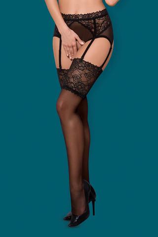 Чулки 867-STO-1 Stockings Obsessive
