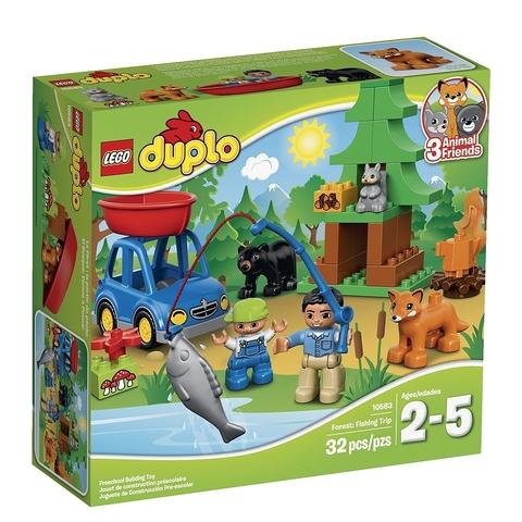 LEGO Duplo: Рыбалка в лесу 10583