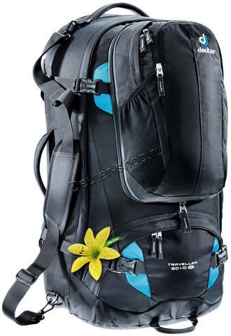рюкзак-сумка Deuter Traveller 60+10 Sl