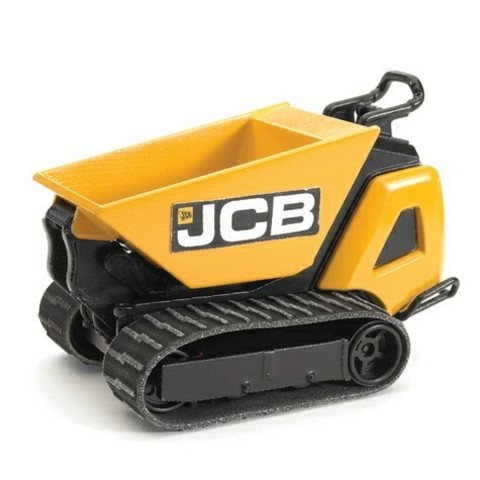 Bruder: Гусеничный перевозчик сыпучих грузов JCB Dumpster HTD-5, 62-005