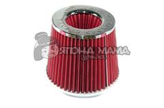 Фильтр нулевого сопротивления Simota style 76мм красный
