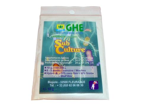 BioMagix - SubCulture GHE 50G