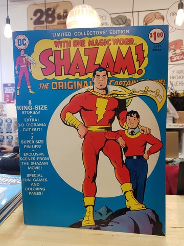 Shazam (Limited Collectors' Edition #C-27)