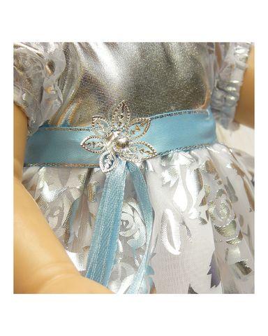 Платье рождественское - Детали. Одежда для кукол, пупсов и мягких игрушек.