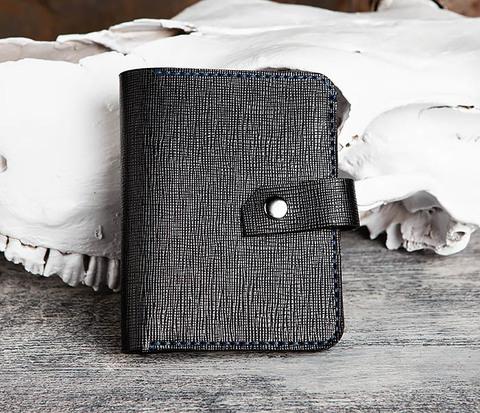 WB169-1 Кожаное портмоне ручной работы для документов