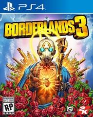 Sony PS4 Borderlands 3 (русские субтитры)