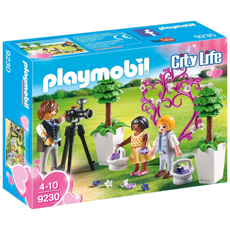 Конструктор Playmobil Фотограф и дети 9230pm