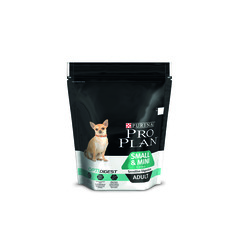 Pro plan small & mini adult sensitive digestion with lamb & rice dog