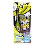 Детская зубная щетка для мальчиков Spongebob TURBO Gift Set