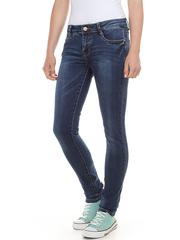 K02 джинсы женские, темно-синие