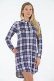 Женская домашняя рубашка Rosapois