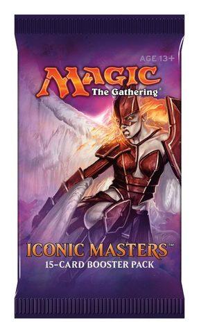Бустер выпуска Iconic Masters [предзаказ]
