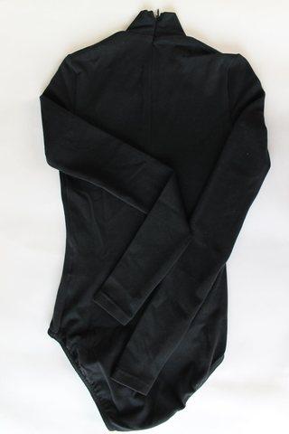 Термободи, рост 140 см (черный,