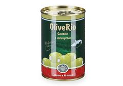 Оливки с анчоусом