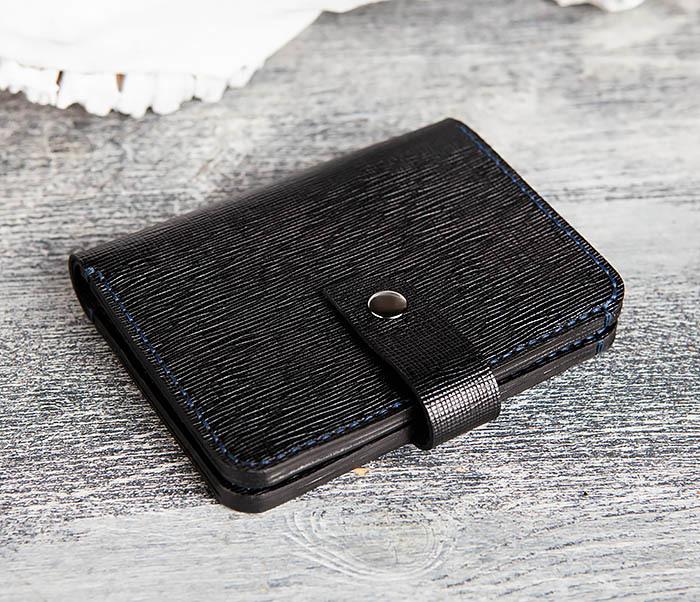 WB169-1 Кожаное портмоне ручной работы для документов фото 03