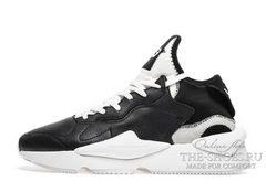 Мужские кроссовки Adidas Y3 Kaiwa Black-White