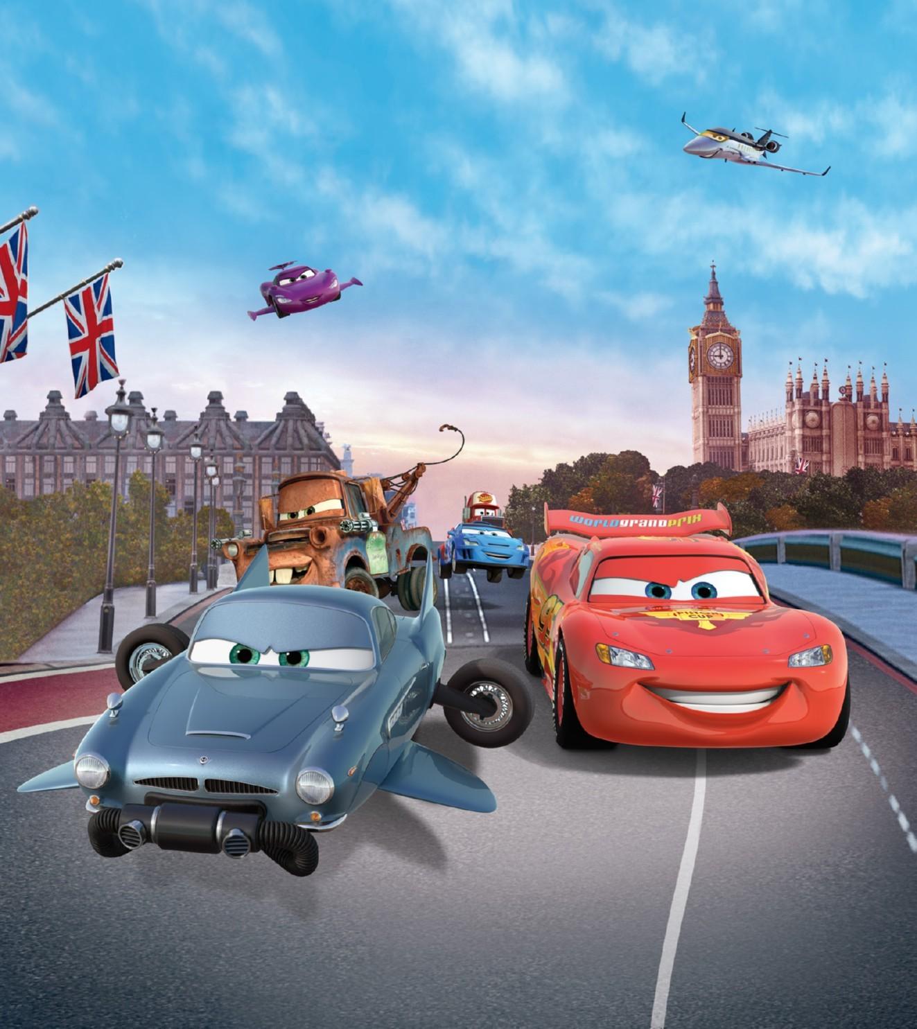 Фотообои с героями Disney